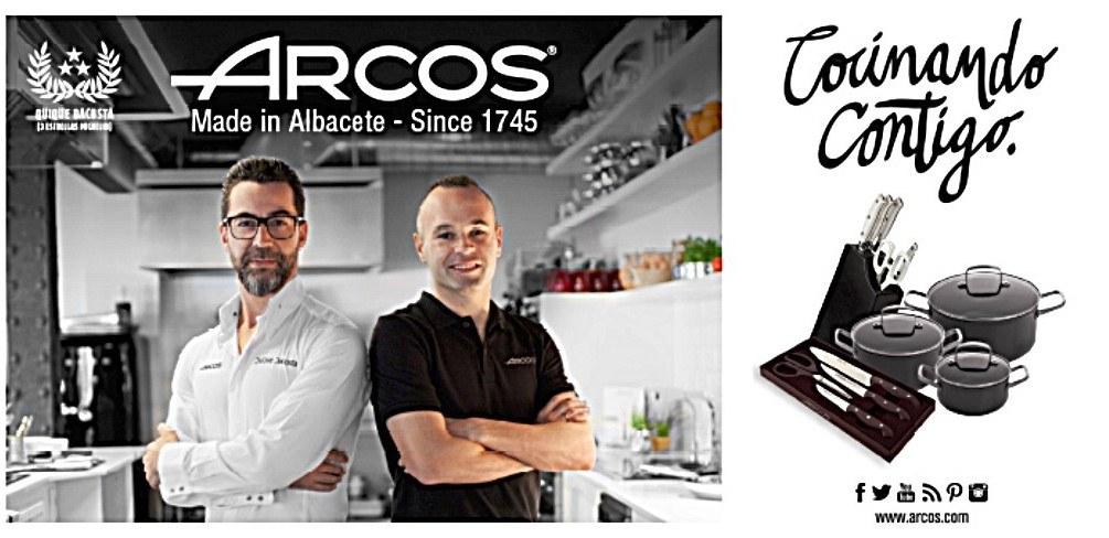 Cuchillo chuletero Arcos - Mr. Stove