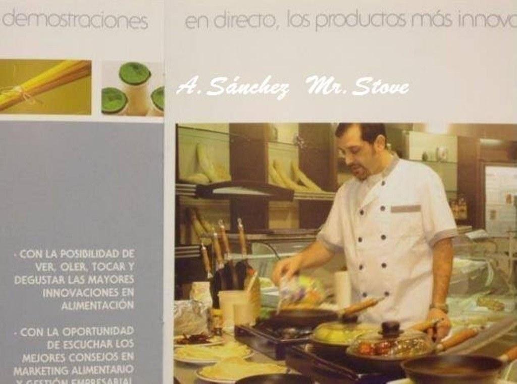 Mr. Stove en prensa - En tu hogar desde 1993