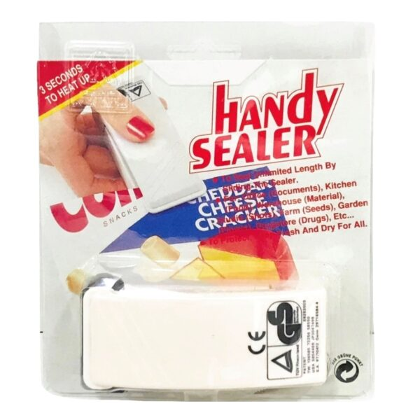 Handy Sealer - Sellador de bolsas
